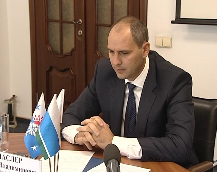 Губернатор подписал Указ об отставке председателя правительства региона Дениса Паслера