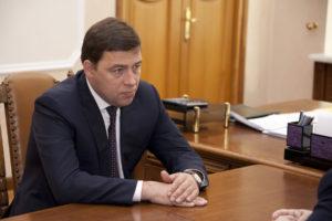 Евгений Куйвашев поручил завершить решение вопроса повышения зарплат медикам в соответствии с установкой Президента РФ